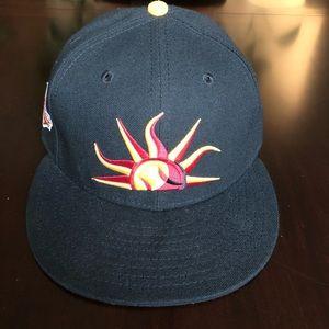New Era Mesa Arizona Solar Sox Fitted Hat 6 7/8